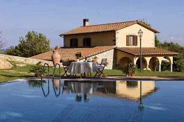 The best wine resorts in Italy: LOCANDA TERENZI, TUSCANY
