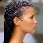 Use Pantene creme infusion for static