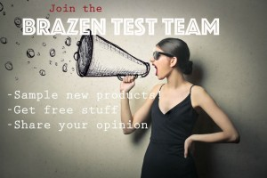 Brazen Test Team