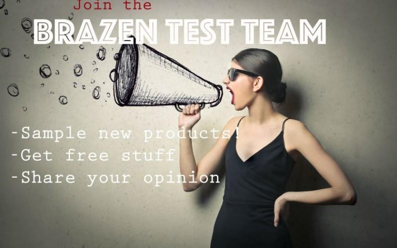 Brazen Test Team