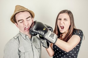 Fight Right: 5 Killer Ways to Make Fighting Healthy