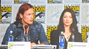 Outlander San Diego Comic Con panel 2015