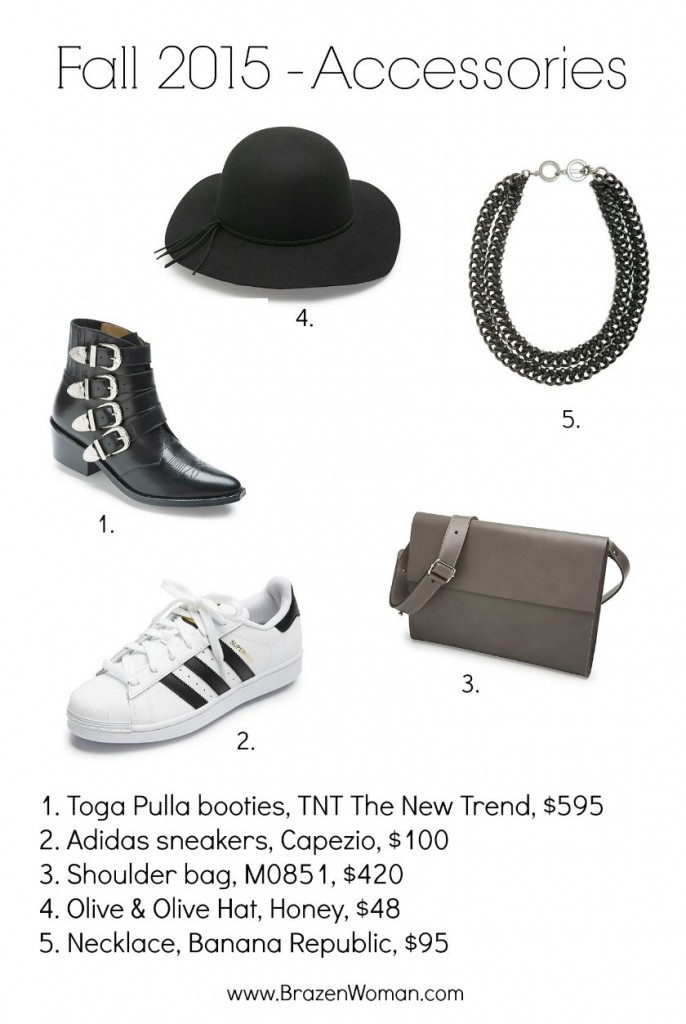 Fall 2015 Must Have Accessories