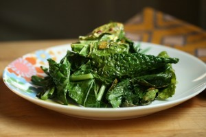 National Kale Day recipes: Sauteed Kale