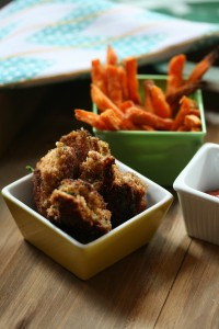 National Kale Day recipes: Kale Chicken Nuggets