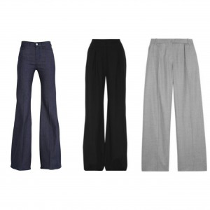 You'll Love Them: The Skinny on the This Fall's Flare Pants