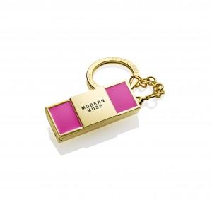 Estee Lauder Modern-Muse-Solid-Perfume-Keychain
