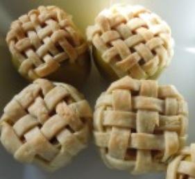 Fall Baking: Guilt-Free Pumpkin Muffins and Apple Tartlets