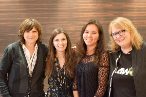 Up Close and Personal: With the Indigo Girls of My Youth