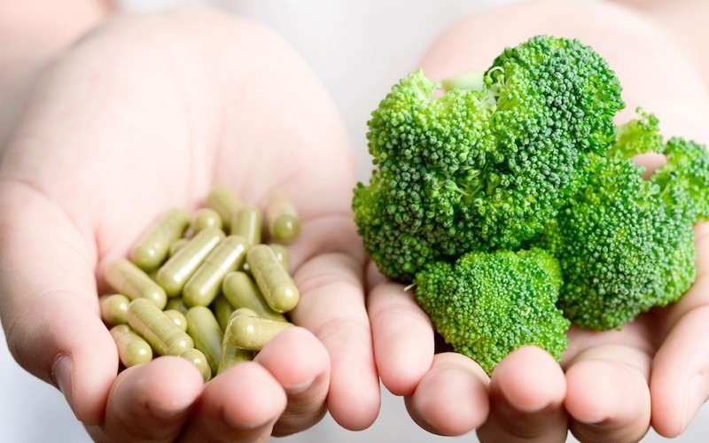 Healthy or Not: Are Vitamins and Supplements Making us Sick?