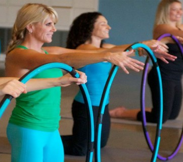 The Latest Workout Tool- The Hula Hoop Revisited