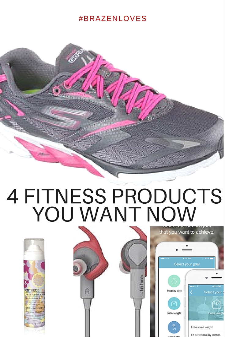 4 Fitness Products You Want Now