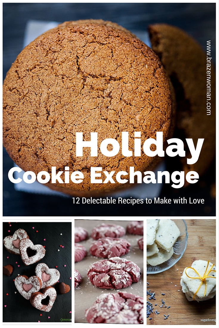 12 delicious cookie recipes to make with love for your holiday cookie exchange
