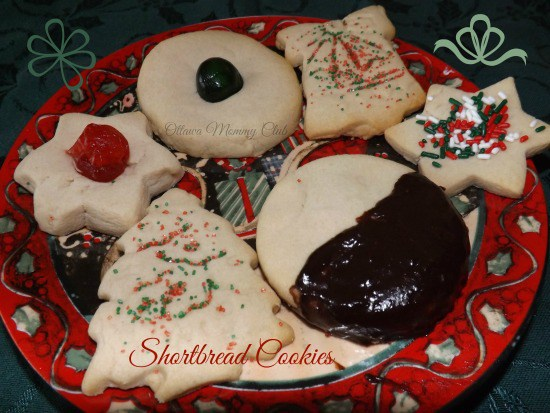Brazen Cookie Exchange: Sues Shortbread Cookies