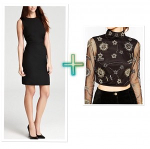 Holiday Style: Wear One Little Black Dress Three Different Ways