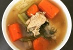The Best, Easiest Most Delicious Chicken Soup Recipe Around