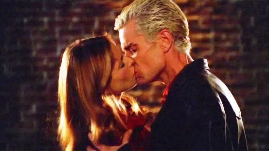 buffy spike kiss