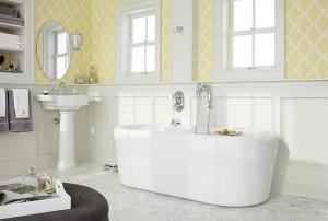 AS Ovale Freestanding Tub_Beauty