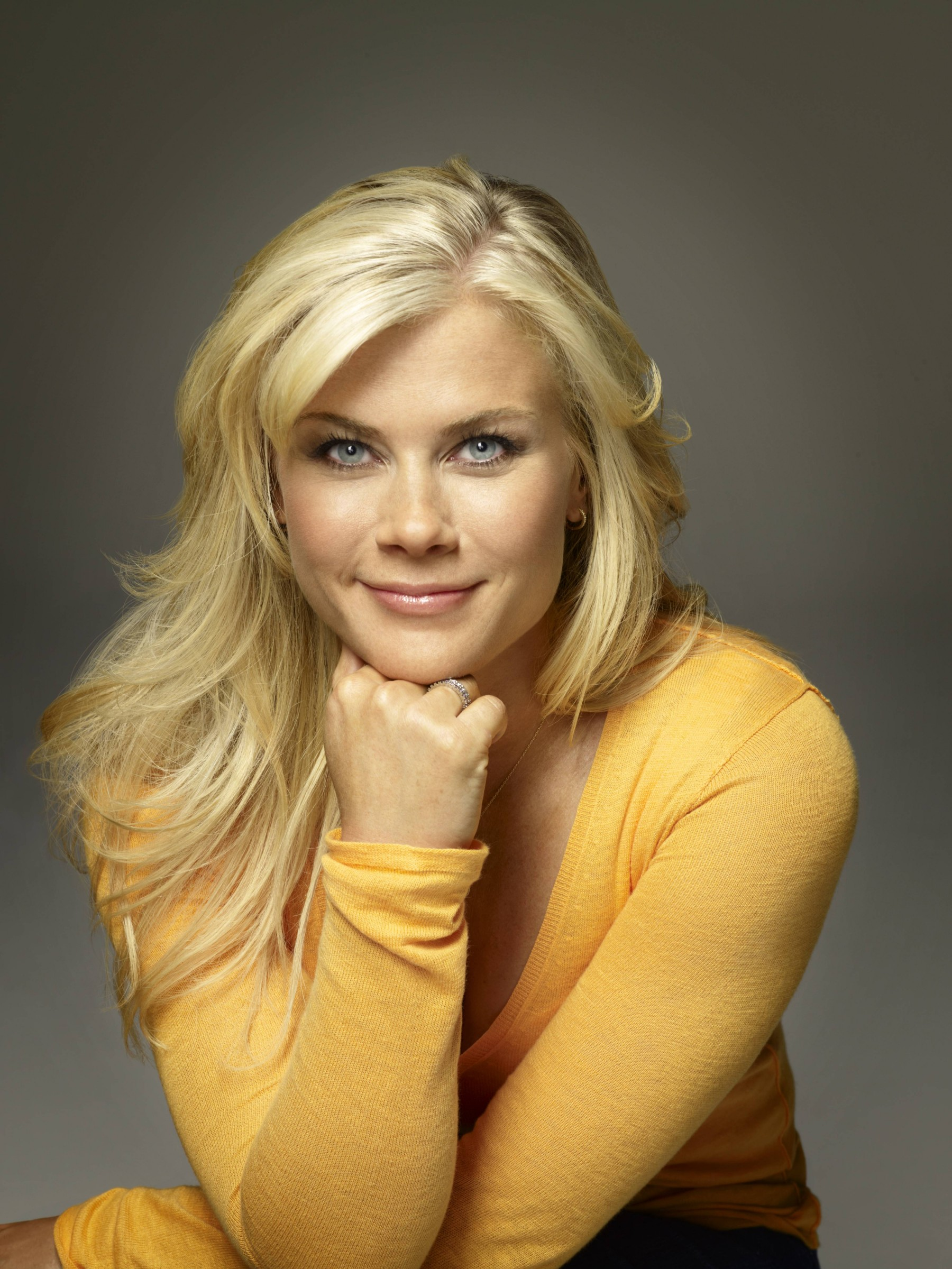 Yellow Room Up Close And Personal With Alison Sweeney Brazenwoman