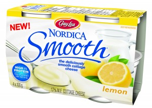 Gay Lea Nordia Smooth Cottage Cheese