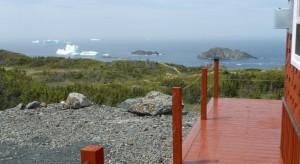 Iceberg Properties — Newfoundland