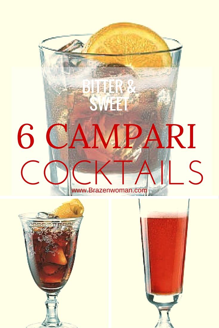6 Campari Cocktail Recipes
