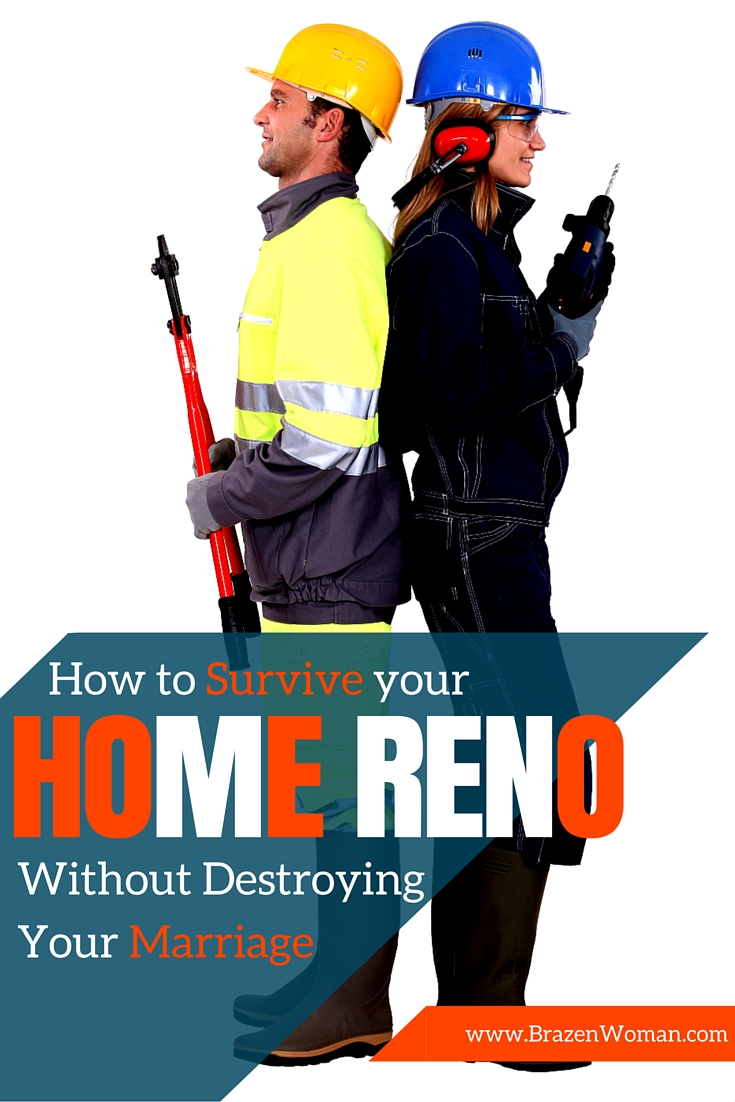 How to Have a Good Home Renovation without Destroying Your Marriage