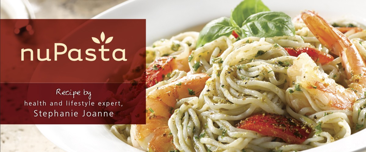 Pasta Lovers Get Your Fix with NuPasta