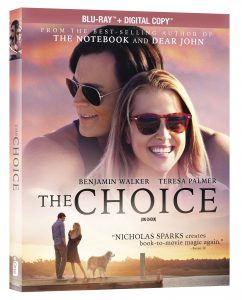 Win The Choice By Nicholas Sparks Plus A Dvd Collection