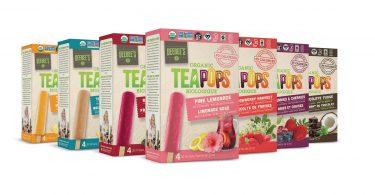 Brazen Loves: DeeBees Organic TeaPops