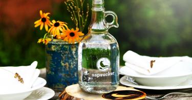Brazen Loves: Sapsucker Maple Water