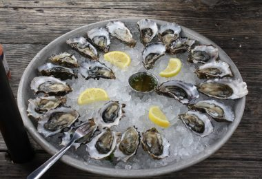 Oysters and Wine- 3 Patio Worthy Recipes You'll Crave