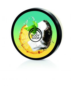 Body Shop Pinita Colada Body Butter