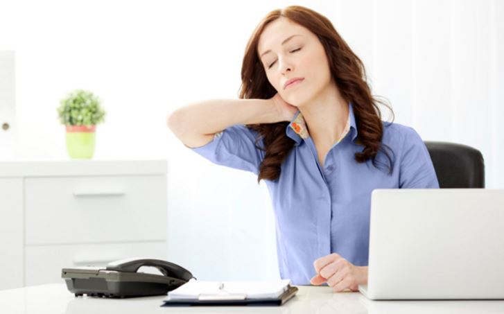 What to Do When Work Becomes a Pain in the Back