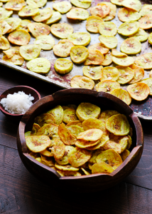 Everything You Need to Know to Go Paleo - Plaintain Chips