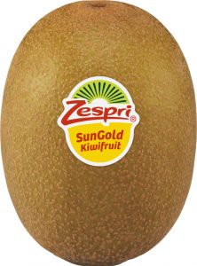 Brazen Loves: Zespri SunGold Kiwifruit