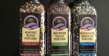 Brazen Loves: Fireworks Heirloom Popcorn