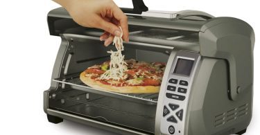 Brazen Loves: The Hamilton Beach Easy Reach Digital Convection Oven