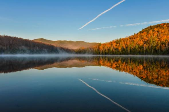 Colour Yourself Happy: The Top 9 Spots to Discover Fall -Lake Placid, USA