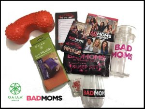 Bad Moms Movie Prize Pack