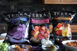 Brazen Terra Chips Nachos, 2 Ways