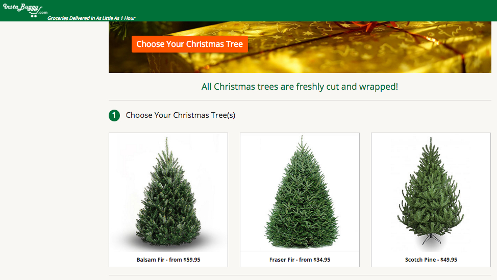 Happy Holidays: WIN a Very Brazen Christmas Tree