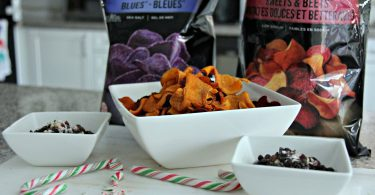 Holiday Appetizers: Terra Chips Chocolate Fudge Dip