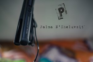 Brazen Loves: Luxe Sublime Hair Straightener from Palma N'Sheluvzit