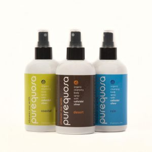 Brazen Loves: Purequosa Organic Cleansing Body Spray