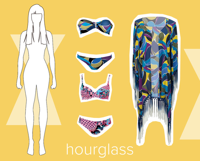 Tricks to Finding a Swim Suit that Flatters Your Shape