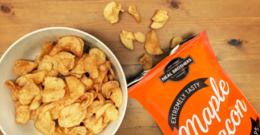 Brazen Loves: Neal Brothers Organic Kettle Chips