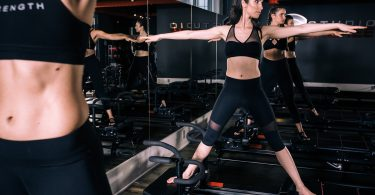 Brazen Loves- Pilates on Crack at Studio Lagree