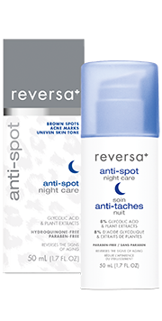 Brazen Loves: Reversa Anti-Spot Night Care