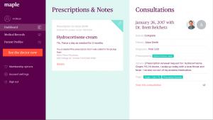 Brazen Loves: Maple Online Healthcare Services